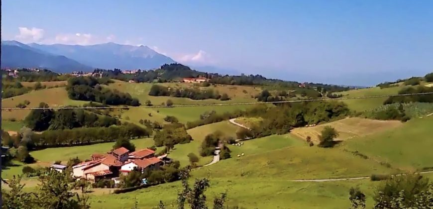 VICOFORTE VENDE cascinale con terreno