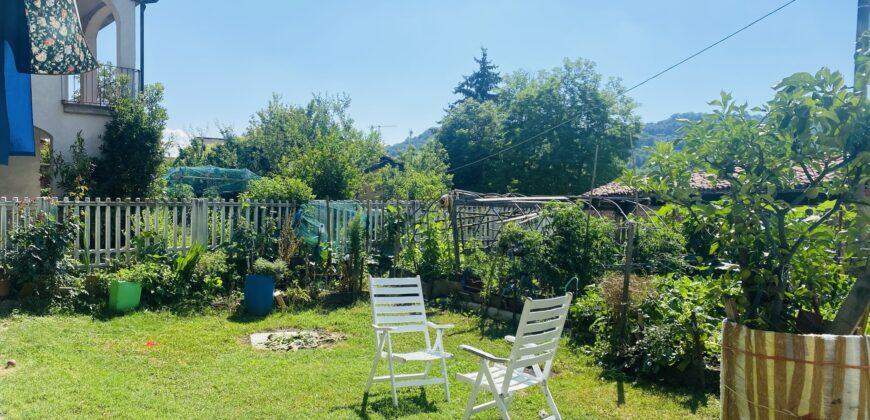 Casa Terra cielo con giardino